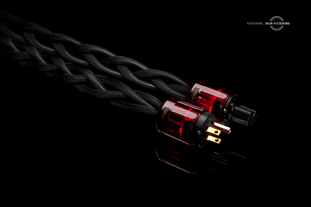Power Hungry Performance >> DFPC Series cables : High end power cables | Audiophile power cords | Audio power cables by LessLoss
