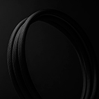 Homage to Time loudspeaker cable has a minimum bending radius of 7 cm.