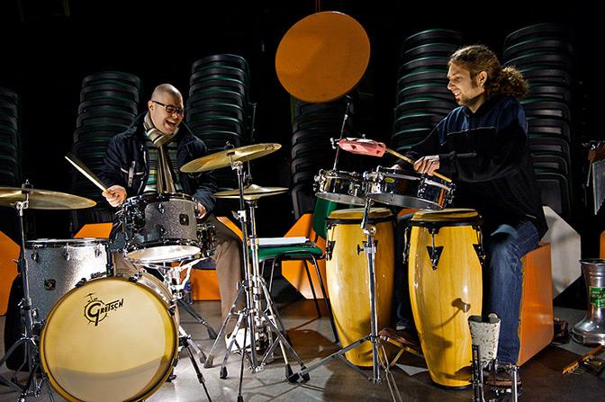 Charming Drums, Drums, Drums!