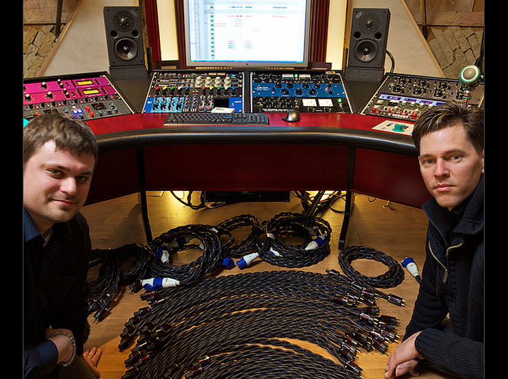 Recording Studio Installation Project High Definition Music Audiophile Music Recordings Hd Tracks By Lessloss