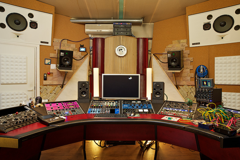 Terrific Recording Studio Installation Project High Definition Music Largest Home Design Picture Inspirations Pitcheantrous