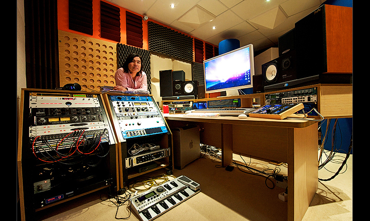 Recording Studio Installation Project High Definition