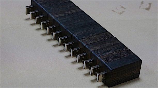 LessLoss USB Firewall Key