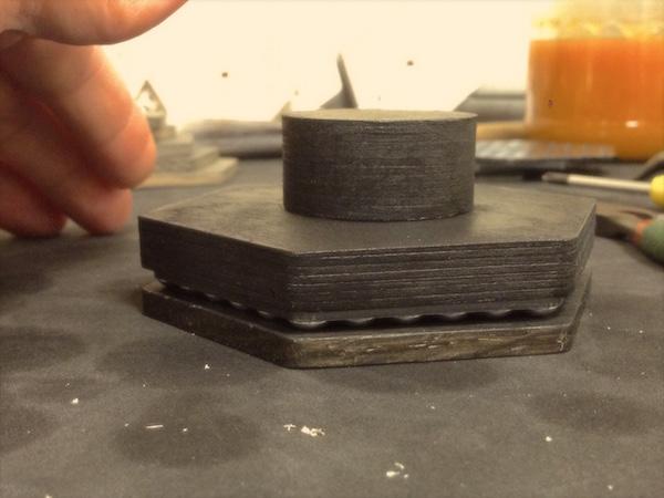LessLoss Bindbreaker Audiophile vibration control feet